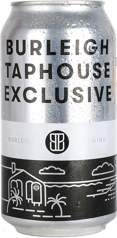 Burleigh Taphouse Exclusive Can