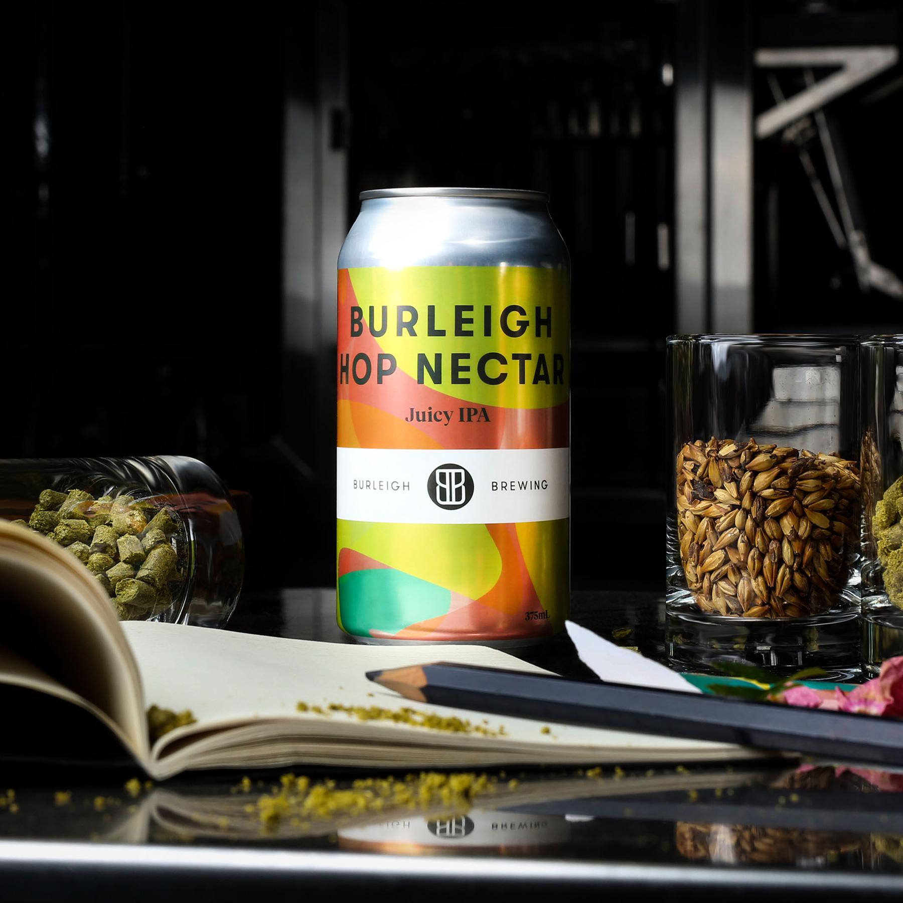 Burleigh Hop Nectar Juicy IPA